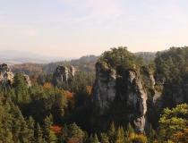 CHKO Český ráj na podzim