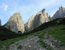 21.Pohled na zdejší přírodu (Rakousko) I.
