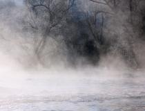 37.Tuhá zima u řeky