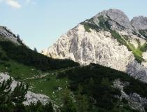48.Pohled na zdejší přírodu (Slovinsko)