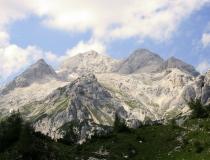 49.Triglav 2864 m n.m. (Slovinsko)
