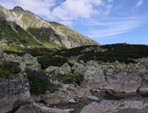 5.Pohled na Predné Solisko-2093 m n.m. (Slovensko)