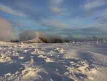 9.Pohled na Sněžku