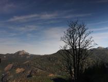Podzim v rakouských Alpách I.