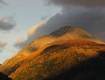 Podzim ve Vysokých Taurách II. (Rakousko)