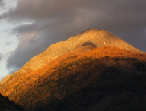 Podzim ve Vysokých Taurách III. (Rakousko)